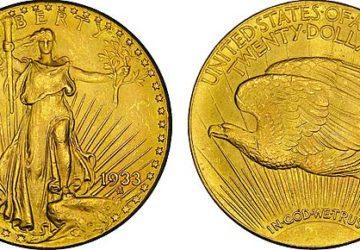 double eagles coin