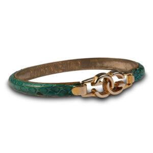 green-snake-bracelet