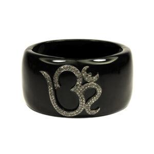 black bracelet 1