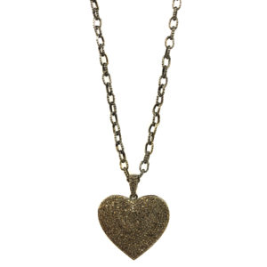 7 Heart Necklace